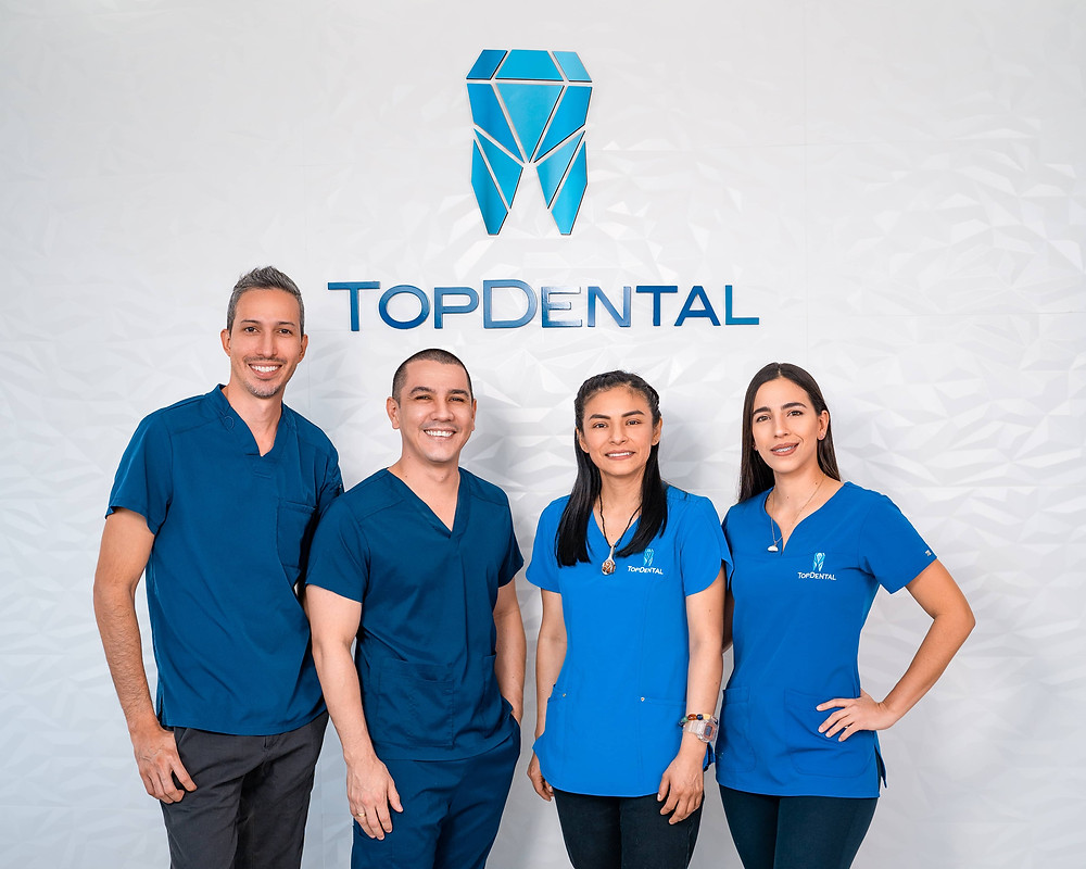 TopDental team of dentists
