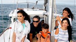 Marcriado Sailboat Tour HolaAventura