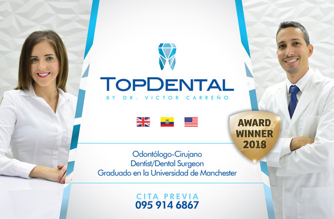 Grand opening of our new office! TopDental by Dr. Victor Carreño - Manta Ecuador