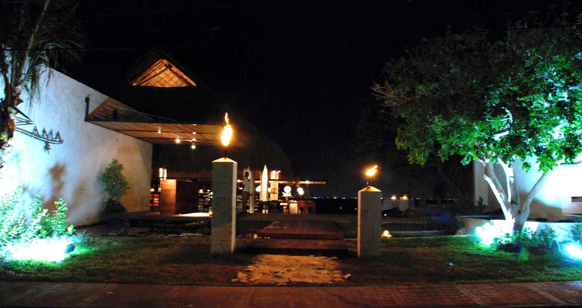 Club de playa Zama