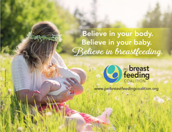 Believe in Breastfeeding