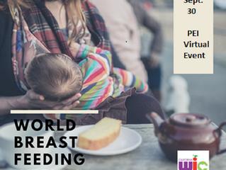 Breastfeeding Week Contest Winners