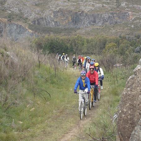 Aventurarse, circuitos en bicicleta