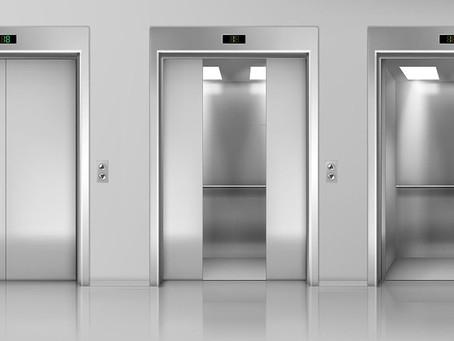 Manutenção dos elevadores