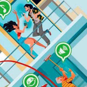 Grupos de WhatsApp em condomínios: qual o papel do síndico?