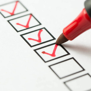 Checklist do Síndico Eleito