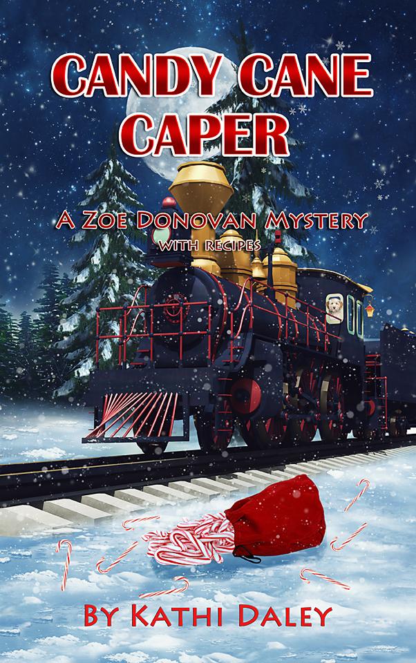 Candy Cane Caper Facebook