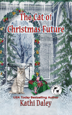 The Cat of Christmas Future Facebook