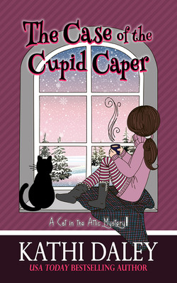 The Case of the Cupid Caper Facebook
