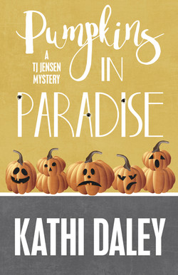 PUMPKINS IN PARADISE front