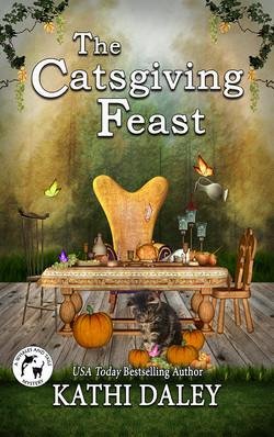 The Catsgiving Feast Facebook