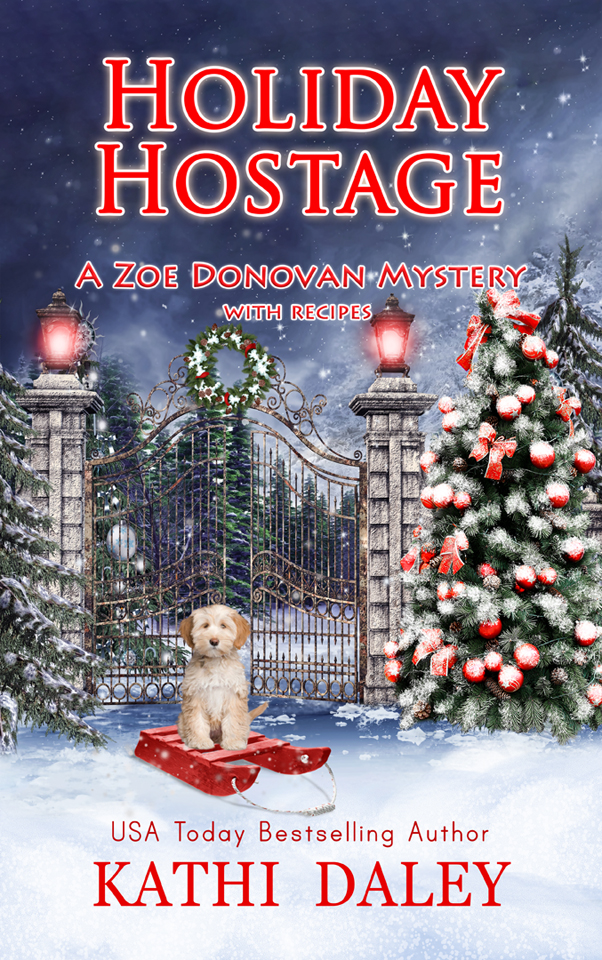 Holiday Hostage Facebook