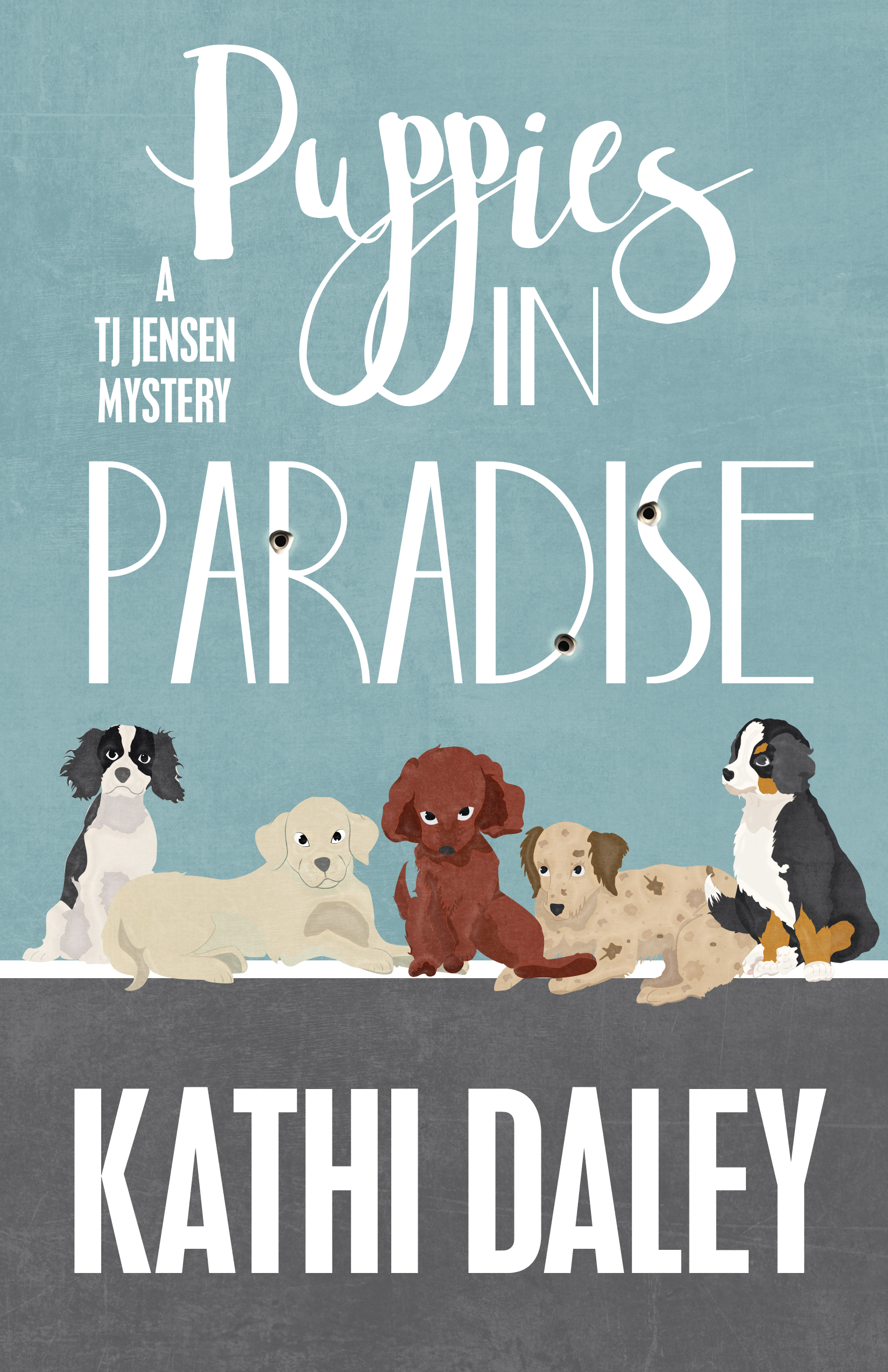 PUPPIES IN PARADISE front