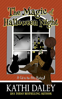 The Magic of Halloween Night Social Medi
