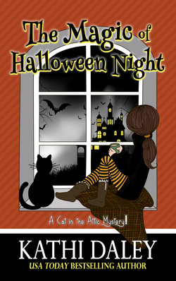 The Magic of Halloween Night Social Medi