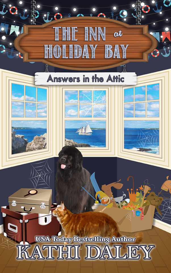 Answers in the Attic Facebook