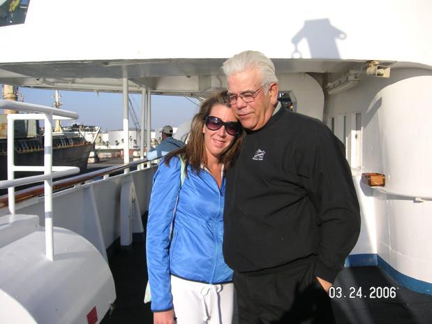 Dan & Danielle Bahamas Cruise 2006!