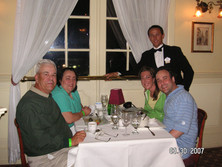 """""""The Best Dinner Ever"""" 2007 Epcot French Restraruant"""