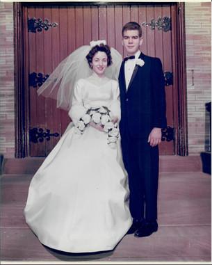 Marilyn & Brian St. Mary's 1963!
