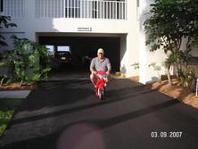 Dont ask..... Great Sense of Humor!  Florida 2007!