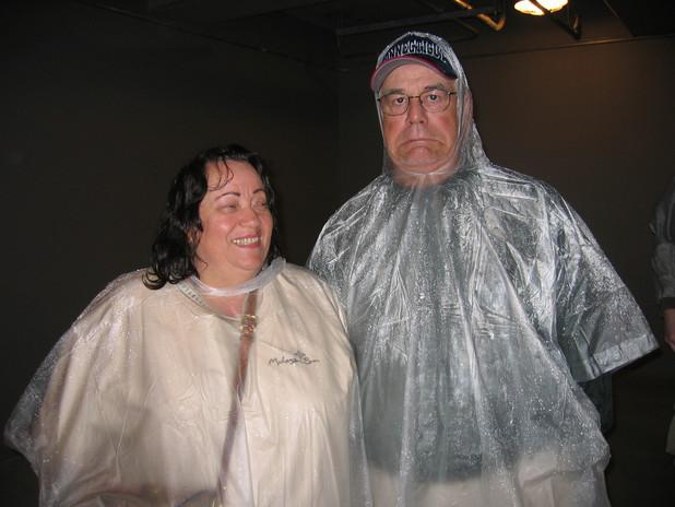 Somtimes it rains in Disney!  2013