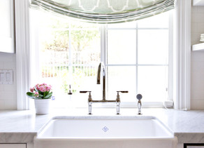 Ever wondered about a farmhouse sink?