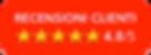 recensioni clienti