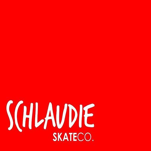 Red Logo Background
