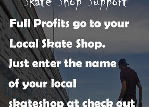 Skate Shop Support