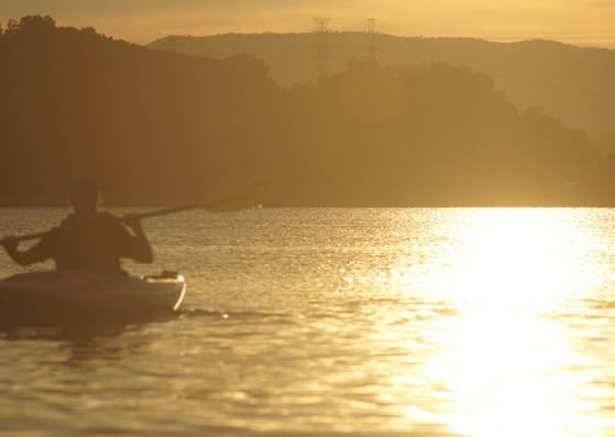Sunset Kayaking.JPG