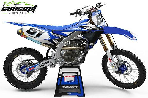 ProStock'18 Series – Yamaha YZ/YZF/WR Graphics Kit