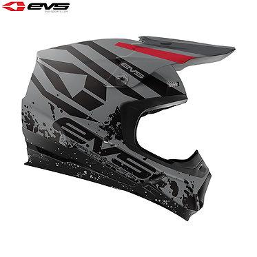 EVS T5 Grappler Adult Helmet (Grey)
