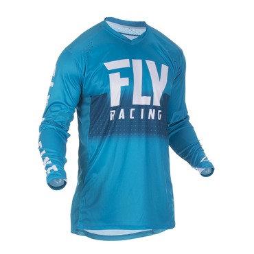 Fly 2019 Lite Hydrogen Adult Jersey (Blue/White)
