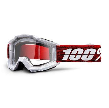 100% Accuri Goggles Graham / Clear Lens