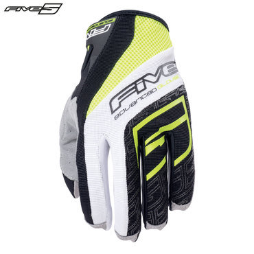Five TRX Adult Gloves Flo Yellow/Black