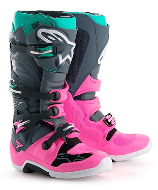 ALPINESTARS TECH 7 BOOT LIMITED EDITION INDY VICE