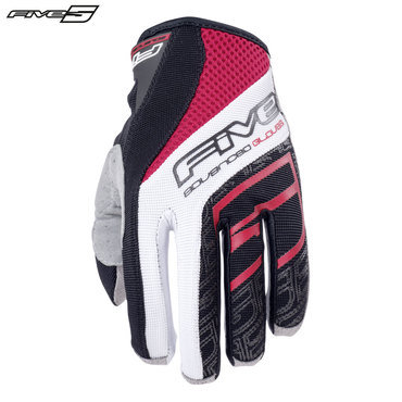 Five TRX Adult Gloves Red/Black