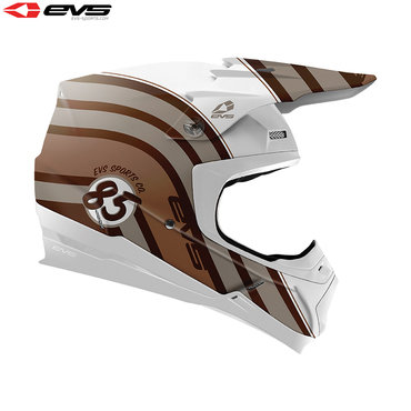 EVS T5 Cosmic Adult Helmet (Copper)