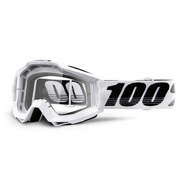 100% Accuri Goggles Galactica / Clear Lens