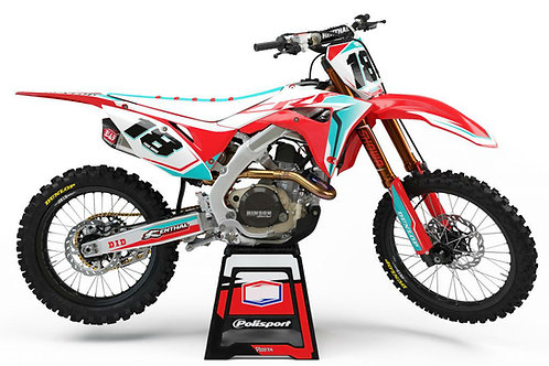 Diffusion Series – Honda CR / CRF Graphics Kit