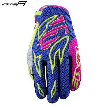 Five MXF3 Adult Gloves Flash