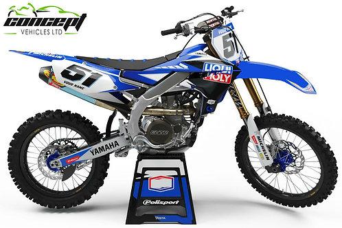 ProStock'18 Series (Liqui Moly Edition) – Yamaha YZ/YZF/WR Graphics Kit