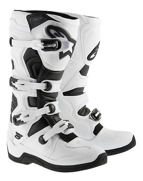 ALPINESTARS TECH 5 BOOT WHITE/BLACK