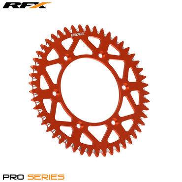 RFX Pro Series Elite Rear Sprocket KTM SX85 03-17 (Orange) Various Sizes