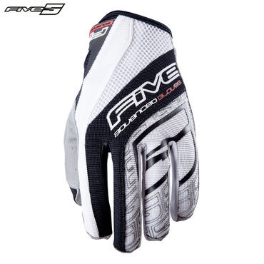 Five TRX Adult Gloves Black/White
