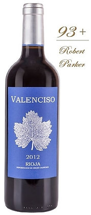 Valenciso Reserva 2012
