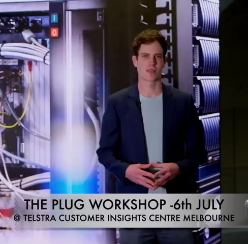 Telstra CIC hosts Kulture Hive The Plug Workshop
