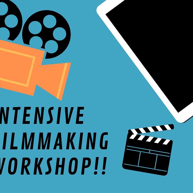 Intensive Filmmaking Workshop!
