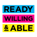 Ready, Willing and Able