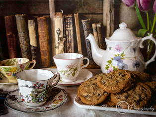 Cookies and Tea Please, But Not For Me!